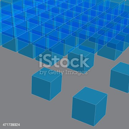 639291528istockphoto Abstract Cubes Background 471739324