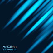 Vector abstract dark blue background.