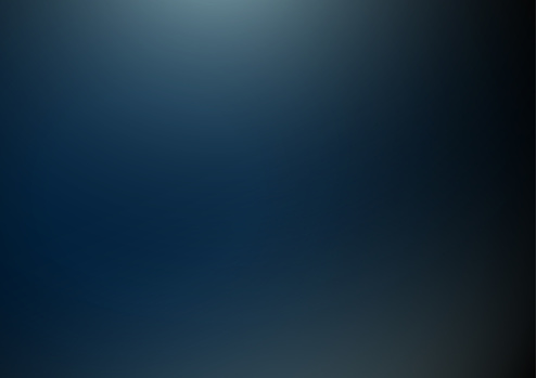 Modern dark blue smooth burred abstract vector background for business documents, cards, flyers, banners, advertising, brochures, posters, digital presentations, slideshows, PowerPoint, websites