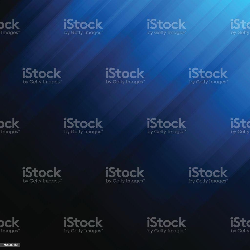 Fundo abstrato azul-escuro - ilustração de arte em vetor