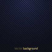 Abstract dark blue striped background