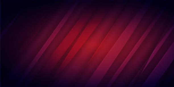 ilustrações de stock, clip art, desenhos animados e ícones de abstract dark red background - vr red background
