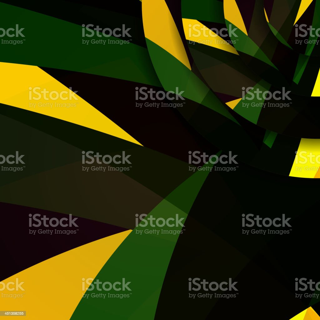 Abstract dark shape illustration. royalty-free abstract dark shape illustration stock vector art & more images of abstract