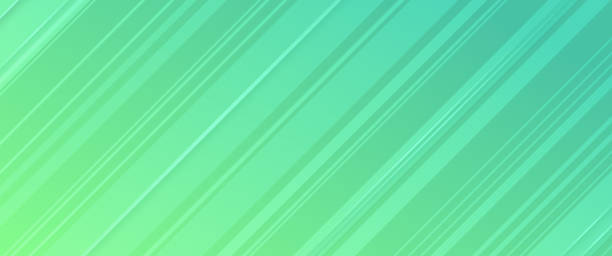 Abstract Dash Lines Background Smooth dash color gradient line background. diagonal stock illustrations