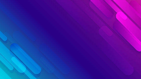 Abstract Dashed Line Pattern Background