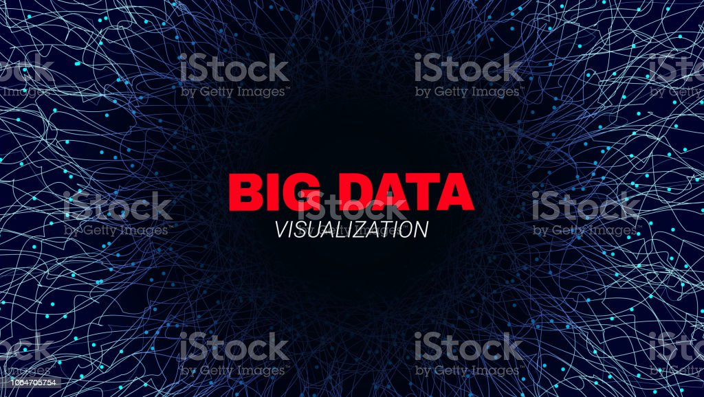 Big Data Stream Visualization. Abstract Radial Tunnel Concept in...
