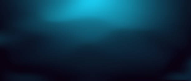 abstrakter tiefwasserhintergrund. - unterwasseraufnahme stock-grafiken, -clipart, -cartoons und -symbole