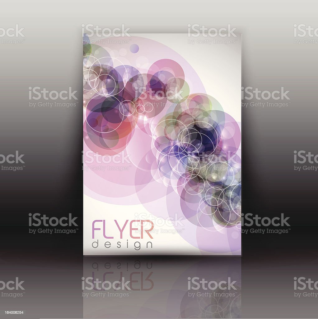 Abstract design flyer layout royalty-free abstract design flyer layout stock vector art & more images of abstract