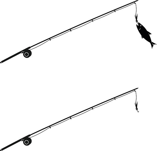 Download 5 091 Fishing Pole Illustrations Clip Art Istock