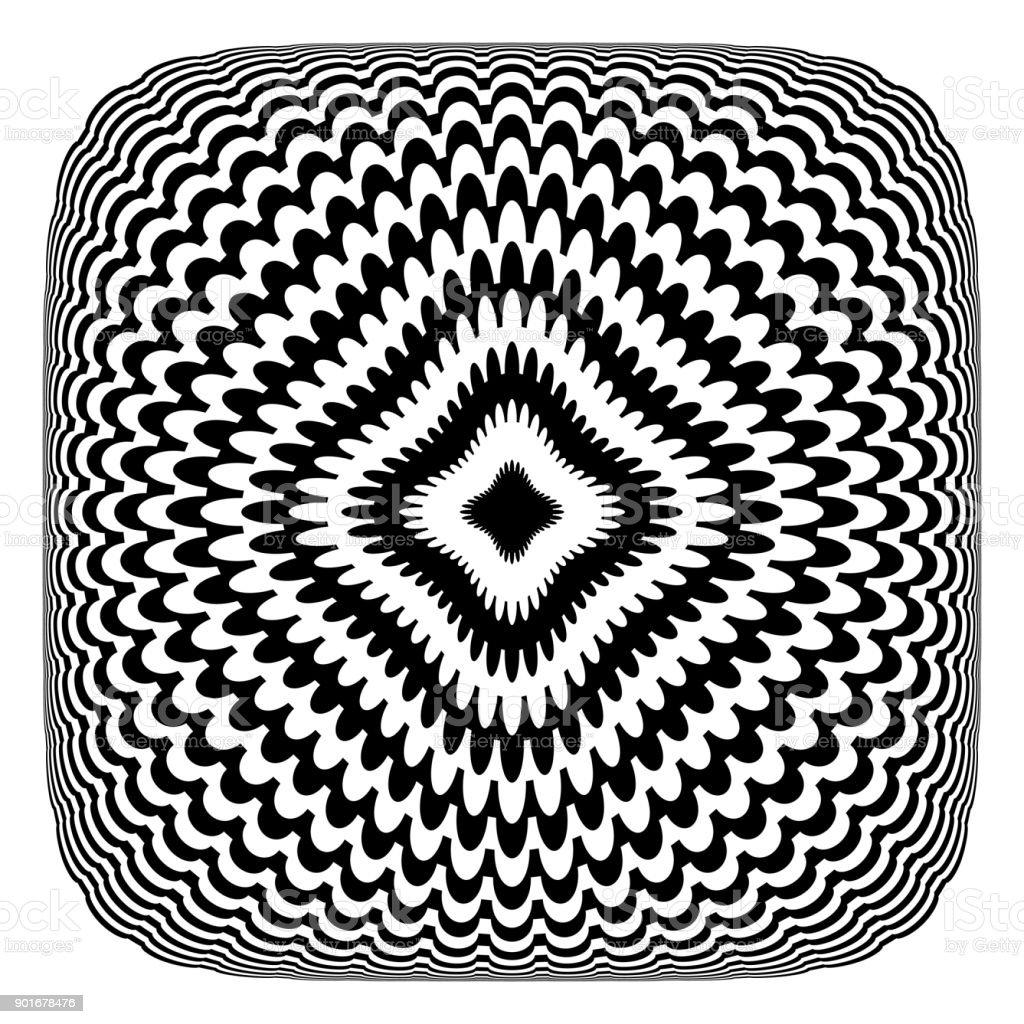Abstract design. vector art illustration
