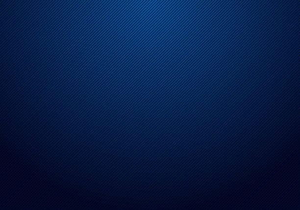 illustrations, cliparts, dessins animés et icônes de lignes diagonales abstraites rayures lumière et dégradé bleu texture de fond pour votre entreprise. - bleu