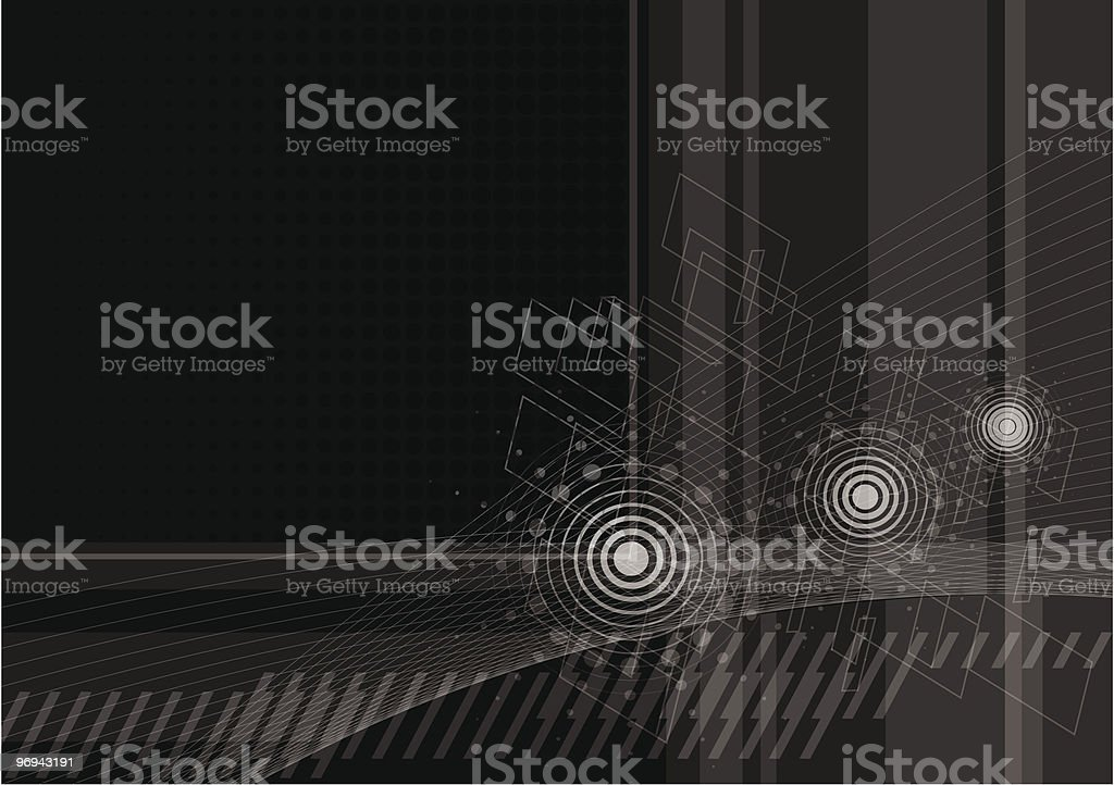 Abstract Digital Background royalty-free abstract digital background stock vector art & more images of abstract