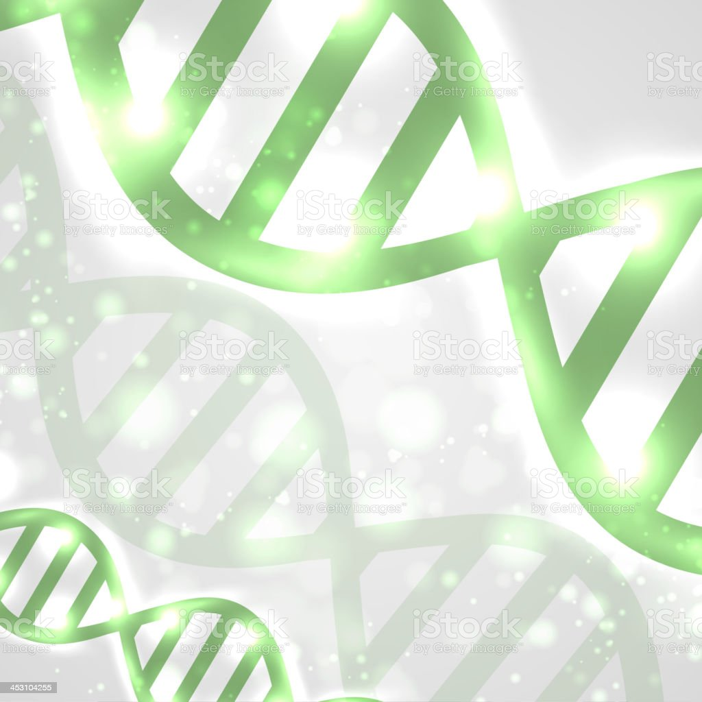 Abstract DNA royalty-free abstract dna stock vector art & more images of abstract