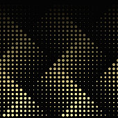 Abstract dot pattern background halftone.