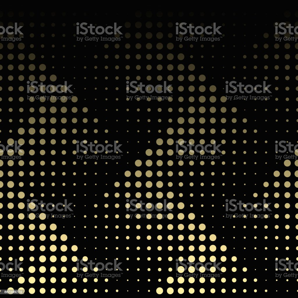 Abstract Dot Background vector art illustration