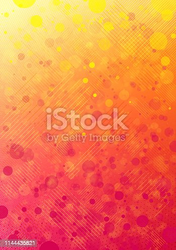Modern colorful red abstract vector background