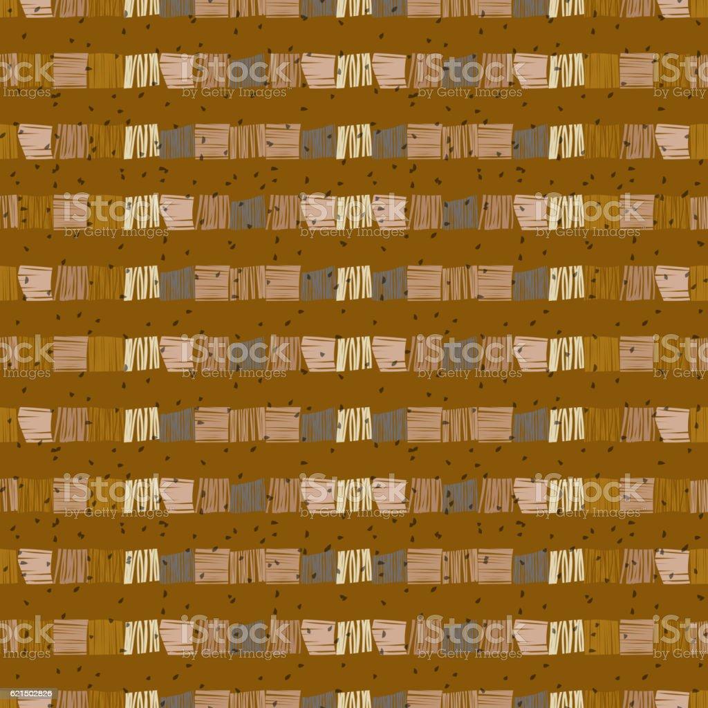 Abstrakte ethnischen Nahtlose Muster  Lizenzfreies abstrakte ethnischen nahtlose muster stock vektor art und mehr bilder von abstrakt