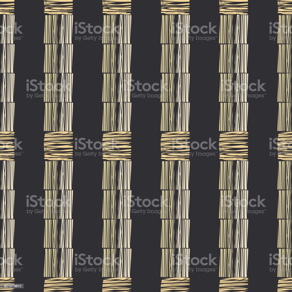 Abstrait ethnique motif sans couture.   abstrait ethnique motif sans couture – cliparts vectoriels et plus d'images de abstrait libre de droits