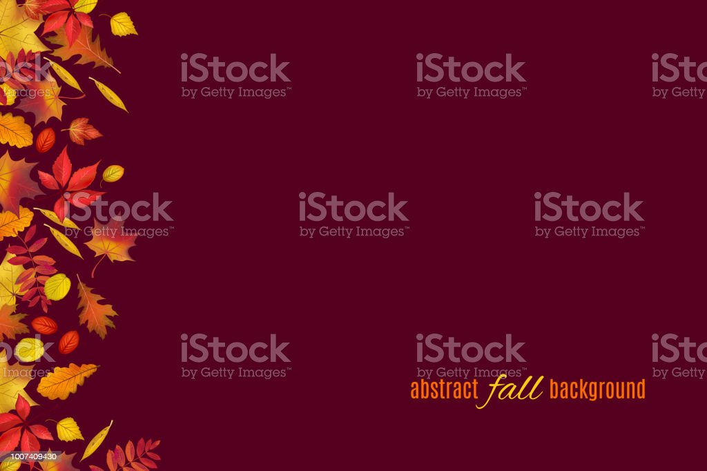 Abstract fall background for your greeting cards design or website abstract fall background for your greeting cards design or website royalty free abstract fall background m4hsunfo