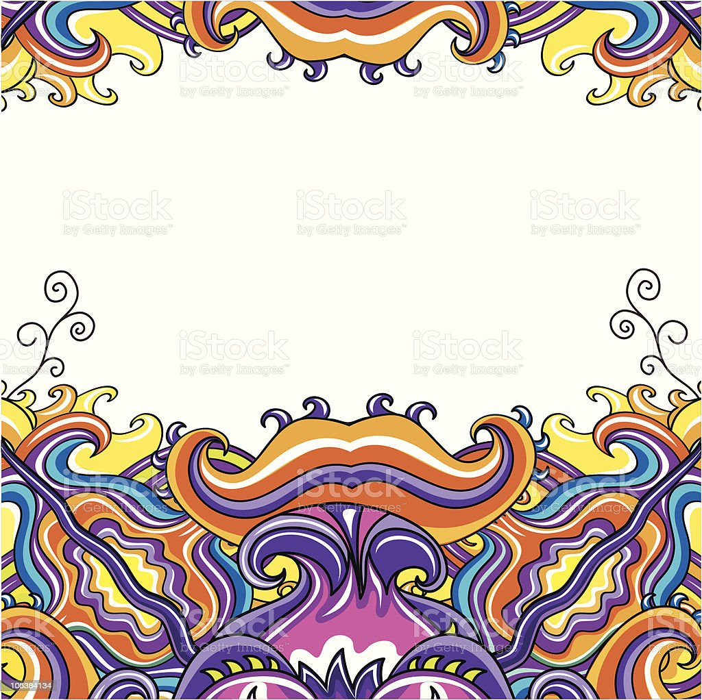 Abstract floral background series royalty-free abstract floral background series stock vector art & more images of abstract