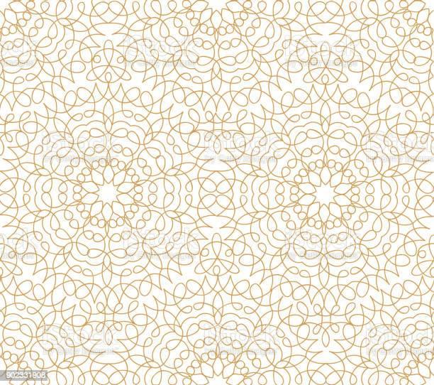 Abstract floral line oriental seamless pattern arabic tile ornament vector id902331908?b=1&k=6&m=902331908&s=612x612&h=yigyuqiidygtgfjeqot  jo4w9lzar87zdsd pvip6w=