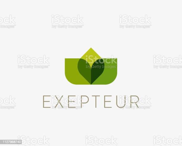 Abstract flower icon design elegant crown lotus symbol color overlap vector id1127968740?b=1&k=6&m=1127968740&s=612x612&h=ssyjo2p7pm6hwjw xckrkz ataw5rz0yvfokzgh2su0=