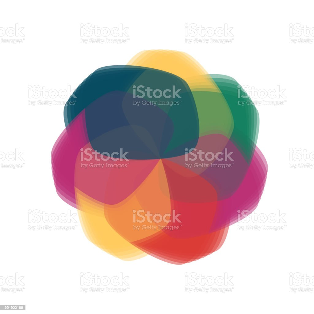 Abstract flower royalty-free abstract flower stock vector art & more images of abstract