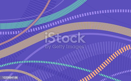 Abstract cable lines connection network background.