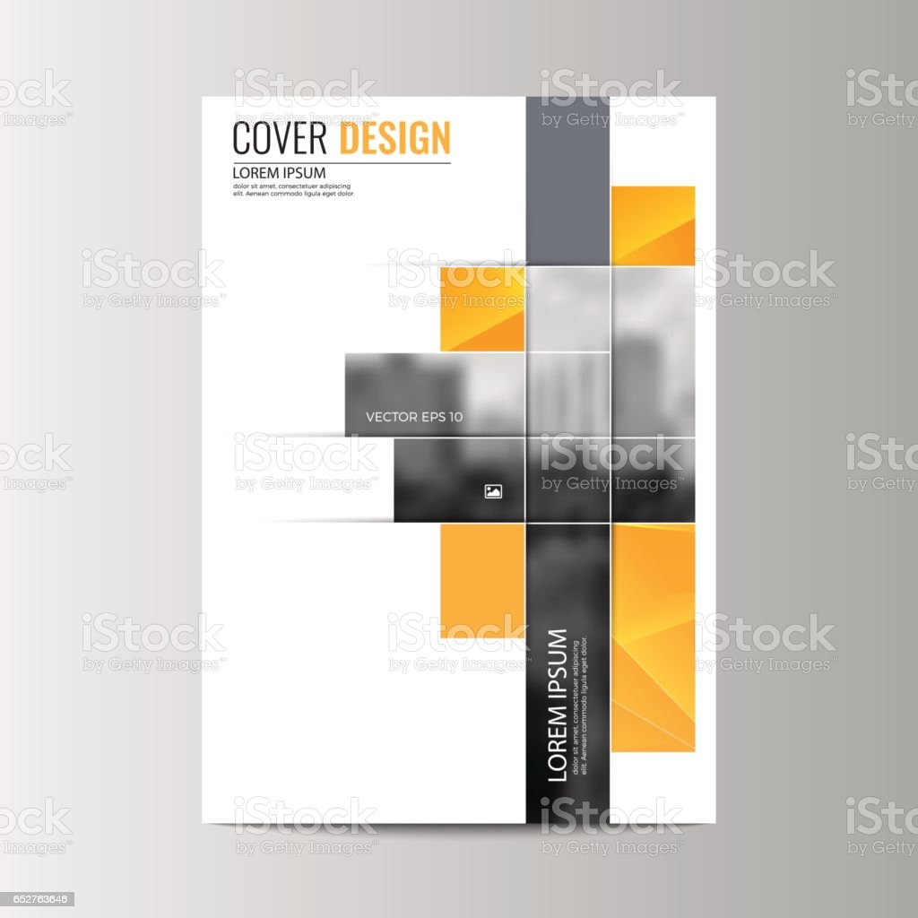 Abstract flyer design background. Brochure template. royalty-free abstract flyer design background brochure template stock illustration - download image now
