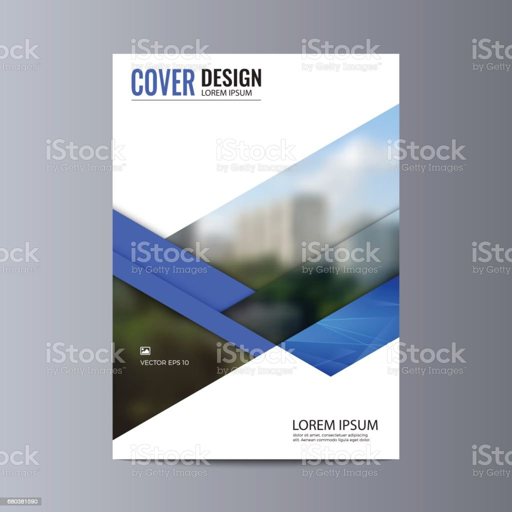 Abstract flyer design background. Brochure template. royalty-free abstract flyer design background brochure template stock vector art & more images of brochure