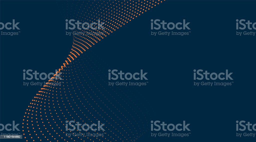 Abstract form background - Royalty-free Abstrato arte vetorial