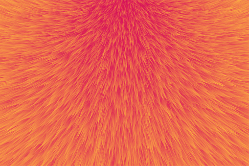 Abstract fur texture  background - Vector