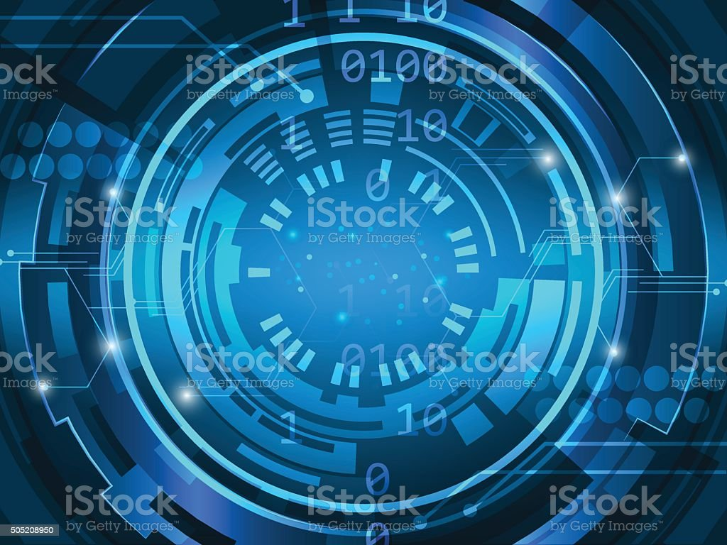 Future Circuit Board Wallpaper Data Wiring Diagrams Background Abstract Technology Vector Rh Istockphoto Com Printed Design