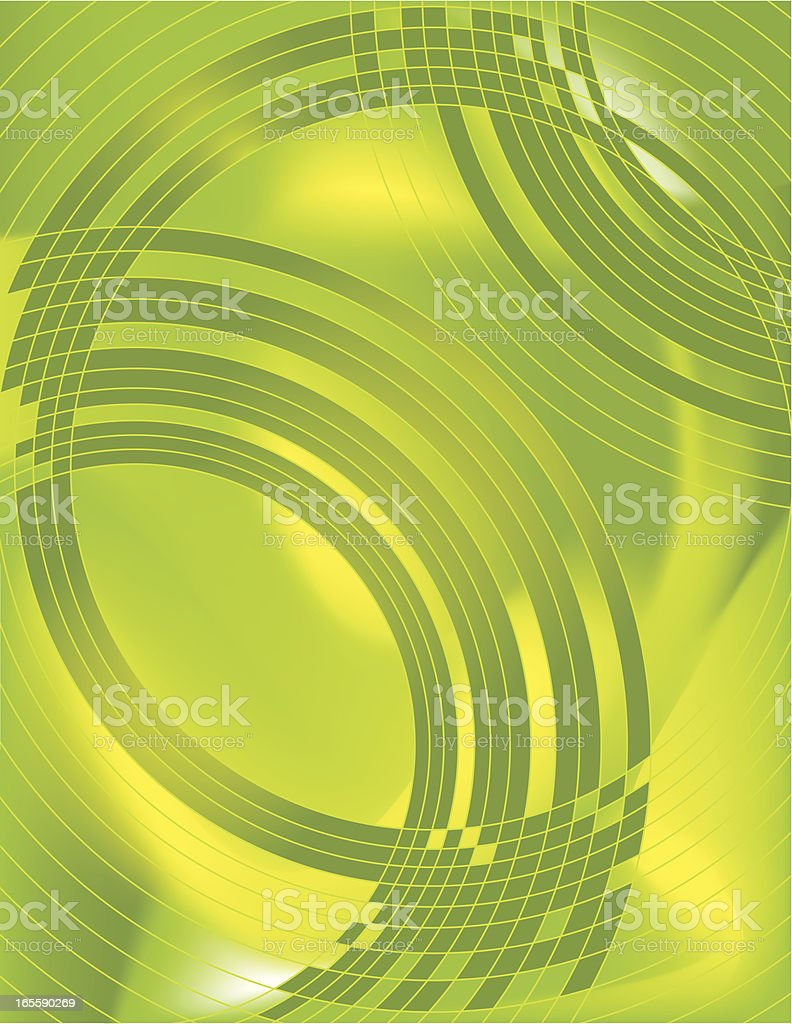 Abstract Futuristic Background royalty-free stock vector art