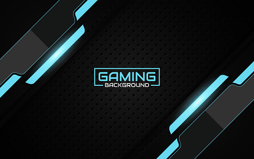 can use element game banner, sport poster, cyber wallpaper, web streaming
