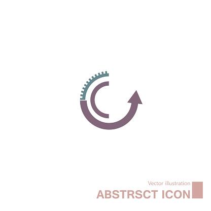 Abstract gear design.