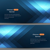 Abstract shiny modern geo banners with a space for your text. EPS 10 vector illustration, contains transparencies. High resolution jpeg file included(300dpi).