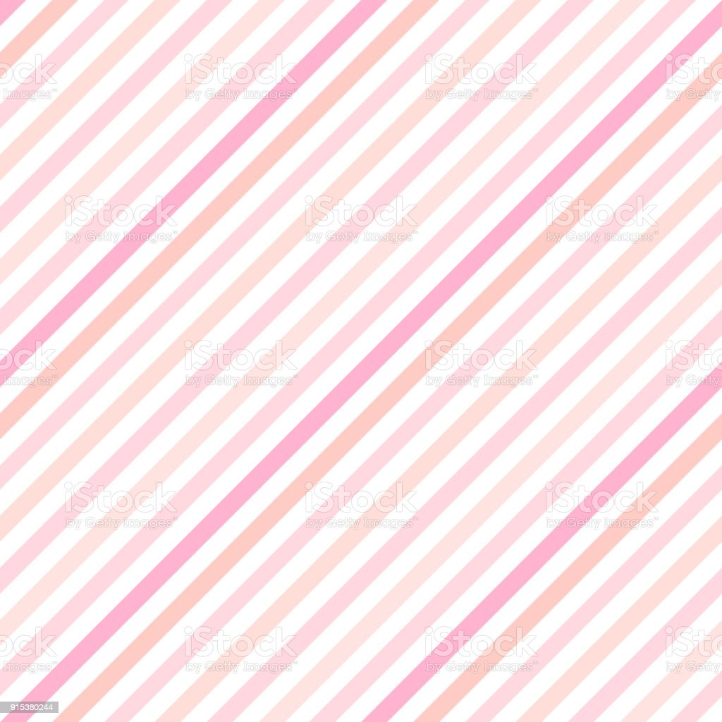 Abstract geo pattern in blush pink colors vector art illustration