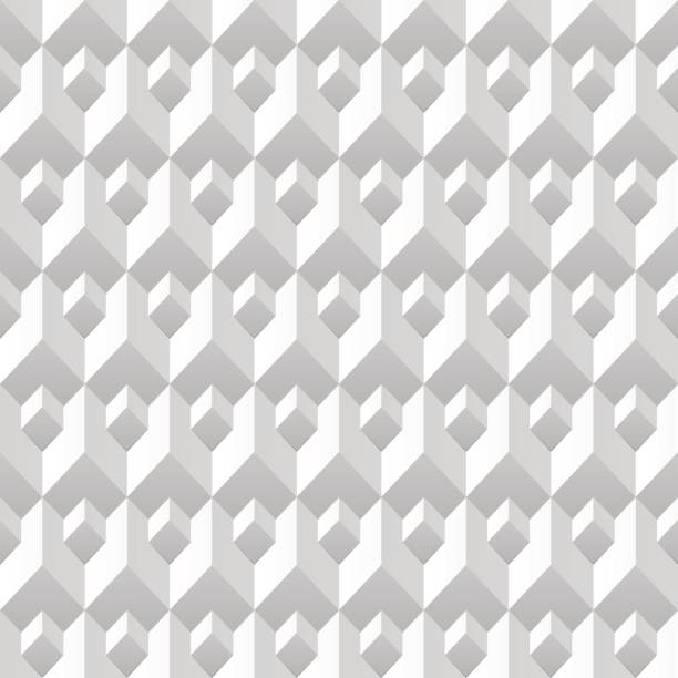 Abstract geometric background. 3d texture. White background. Geometric design element. Can be used for web design, print design, and others. Vector illustration. Trendy design. Abstract geometric background. 3d texture. White background. Geometric design element. Can be used for web design, print design, and others. Vector illustration. Trendy design. wall building feature stock illustrations
