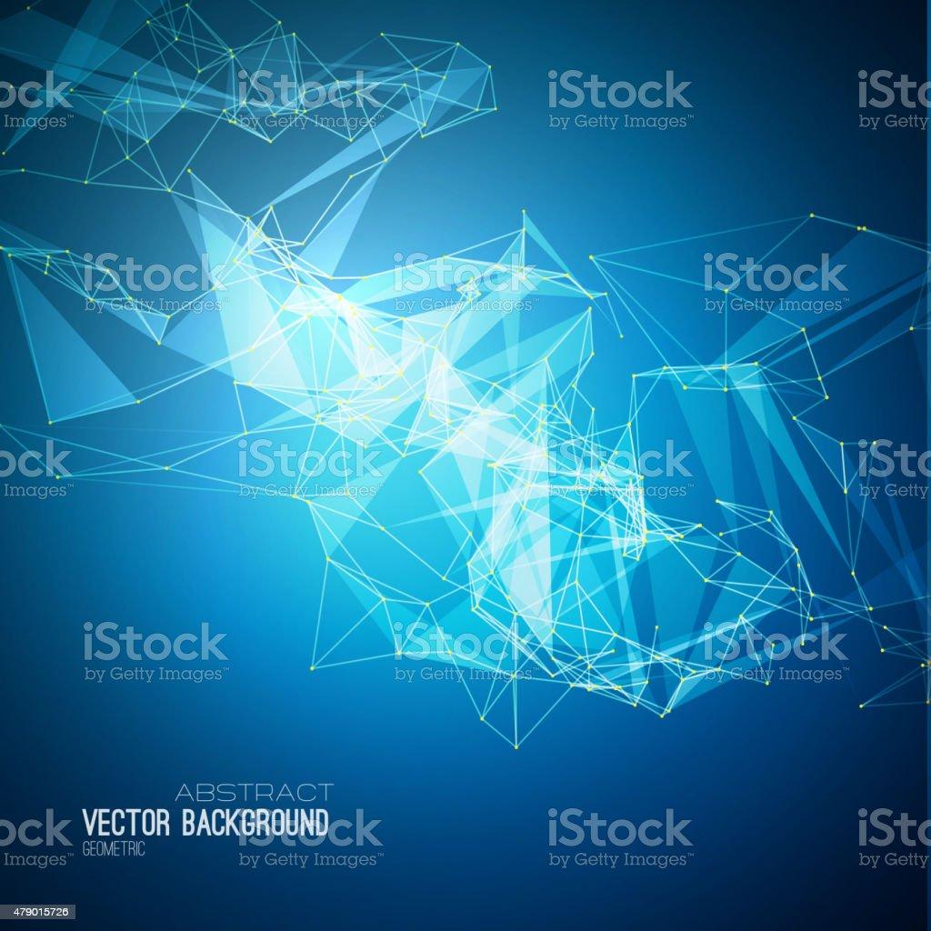 抽象的な幾何学の背景デザイン のイラスト素材 479015726 | istock