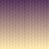 Modern and trendy abstract geometric background. Beautiful mosaic with triangular patterns and a color gradient. This illustration can be used for your design, with space for your text (colors used: Orange, Yellow, Beige, Gray, Brown, Pink, Purple). Vector Illustration (EPS10, well layered and grouped), format (1:1). Easy to edit, manipulate, resize or colorize.