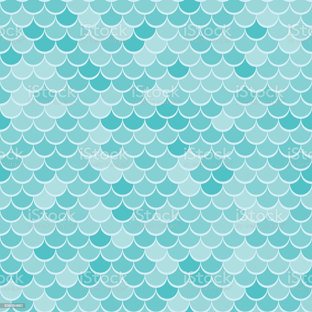 Abstract geometric background on the marine theme. vector art illustration