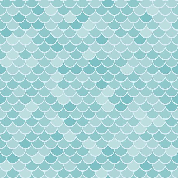 Abstract geometric background on the marine theme. vector art illustration