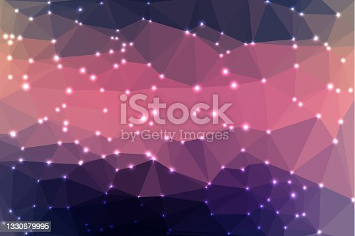 istock Abstract geometric background 1330679995