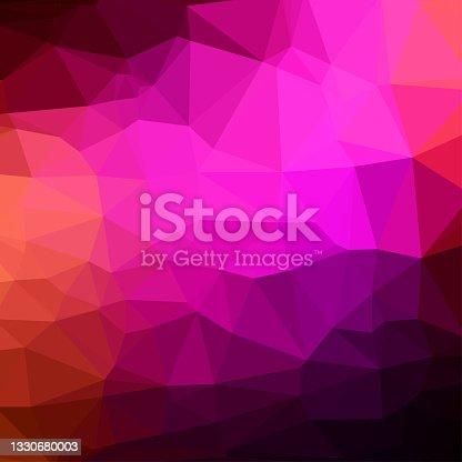 istock Abstract geometric background 1330680003