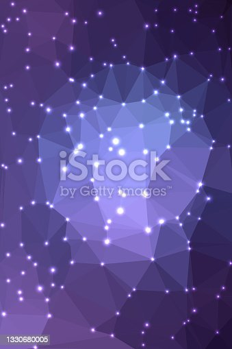istock Abstract geometric background 1330680005