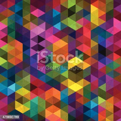 istock Abstract geometric Background 475692789