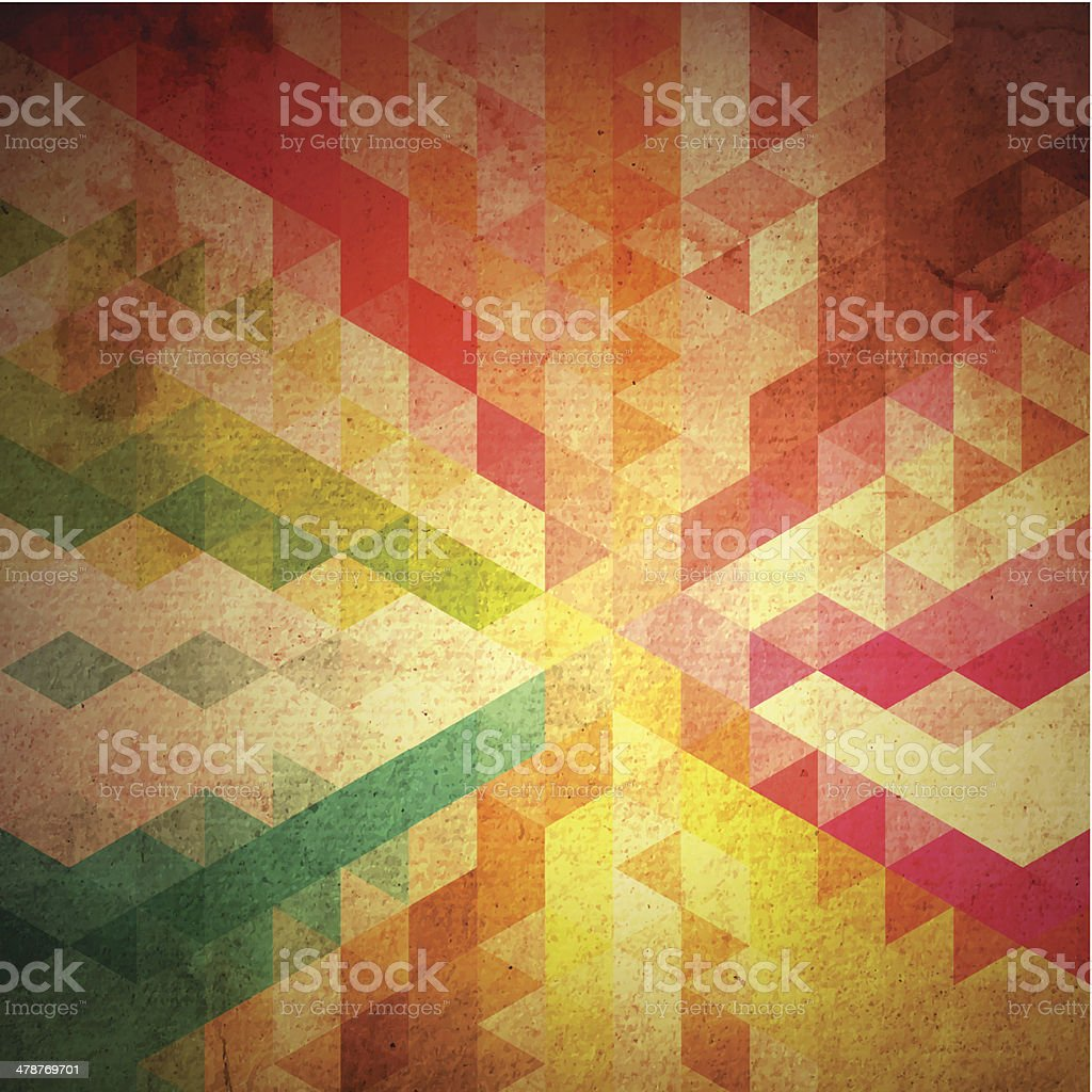 Abstract geometric Background royalty-free stock vector art
