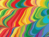 vector illustration of abstract geometrical  background; eps10; zip includes aics2, high res jpg