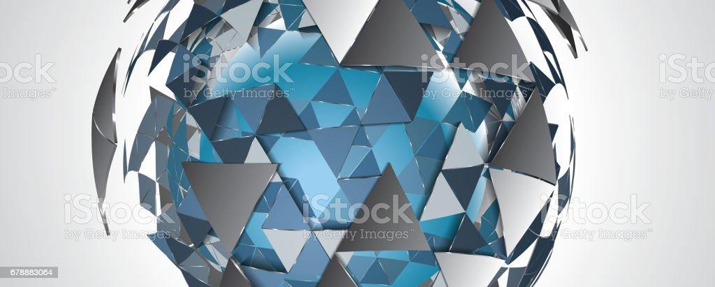 Abstract geometric background abstract geometric background – cliparts vectoriels et plus d'images de abstrait libre de droits